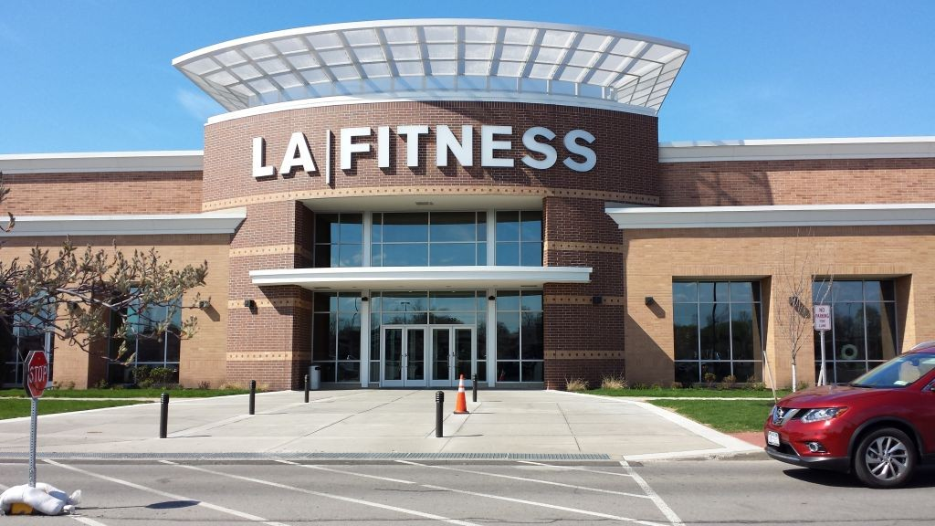 LA Fitness Webster